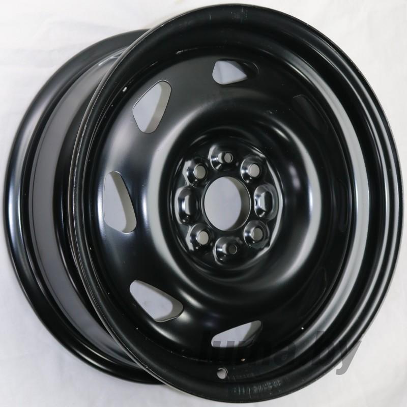 Штампованный диск ТЗСК 1087 Черный 5.5x13 4x98 ET35 DIA58.5
