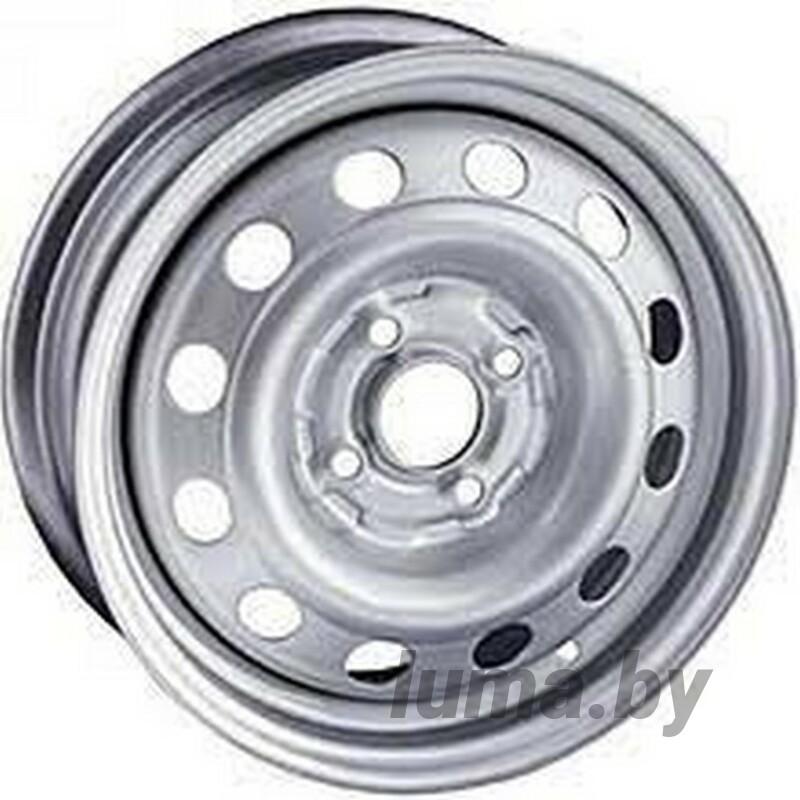 Magnetto Wheels 13000 S AM Серебристый 5.0 x13 4x98 ET29 DIA60,1