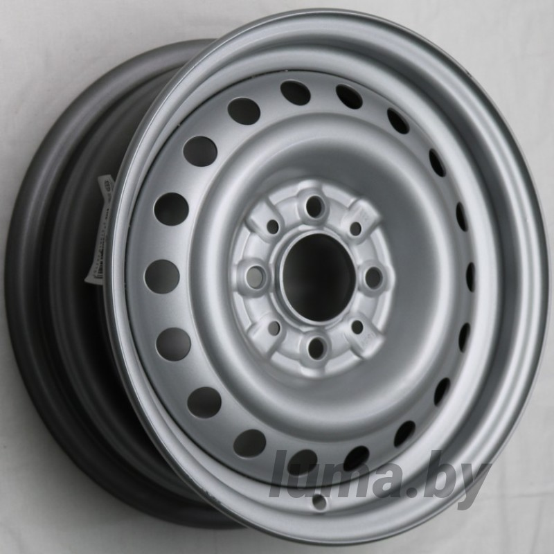 Штампованный диск Magnetto 13000 Silver 5x13 4x98 ET29 DIA60.1