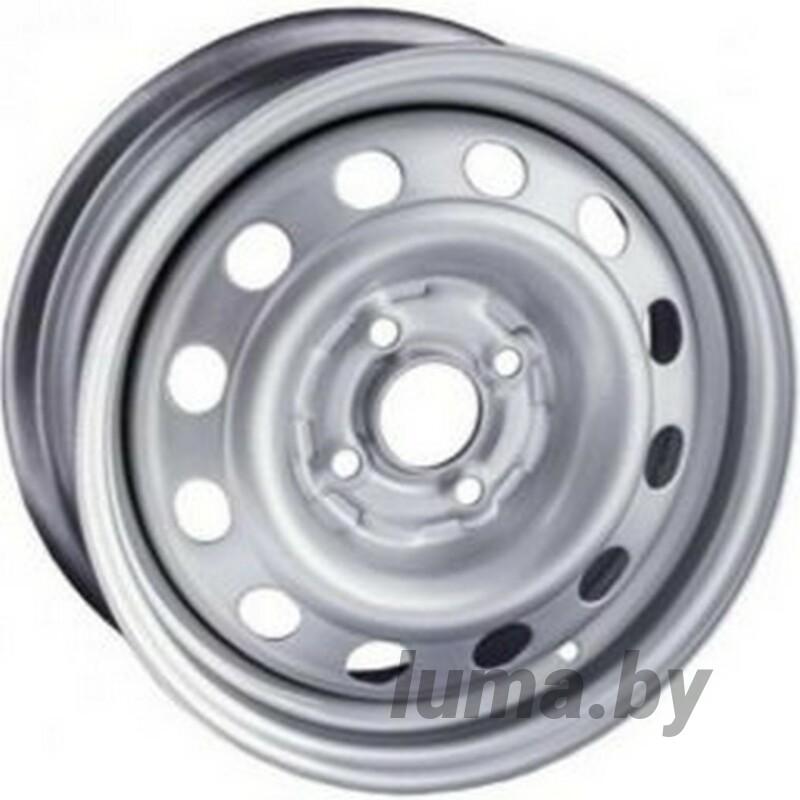 Magnetto Wheels 13001 S AM Серебристый 5.0 x13 4x98 ET35 DIA58,6
