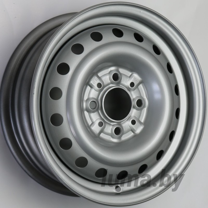 Штампованный диск Magnetto 13001 Silver 5.5x13 4x98 ET35 DIA58.5