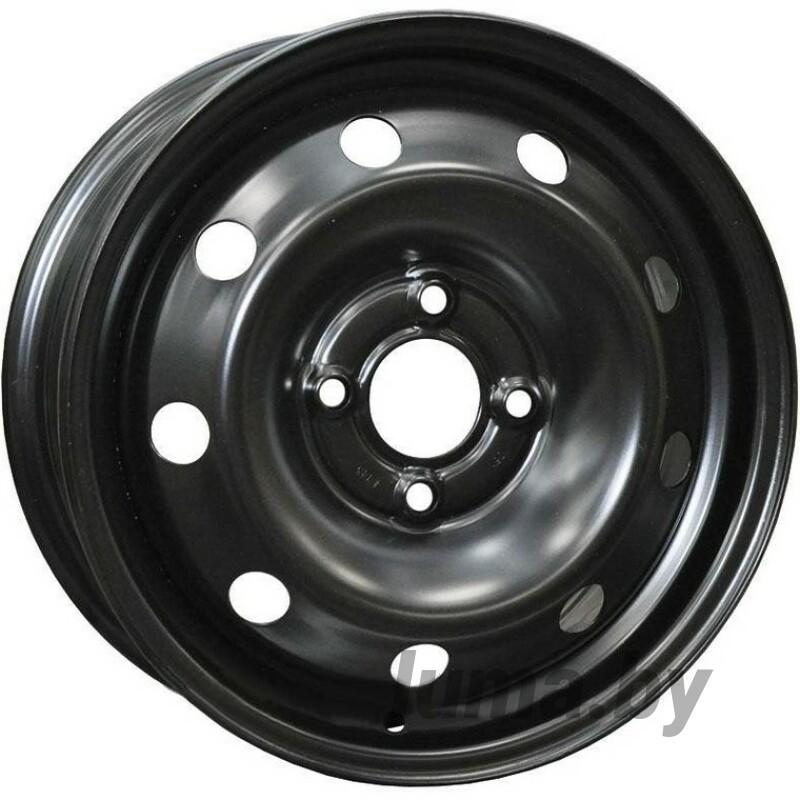 Magnetto Wheels 14003 AM Черный 5.5 x14 4x98 ET35 DIA58,6