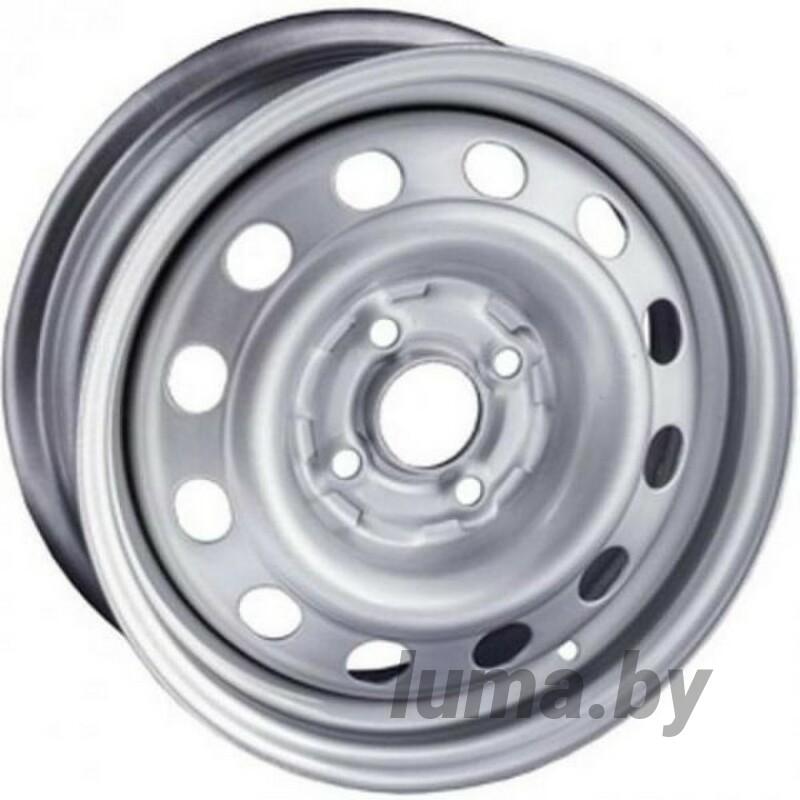 Magnetto Wheels 14003 S AM Серебристый 5.5 x14 4x98 ET35 DIA58,6