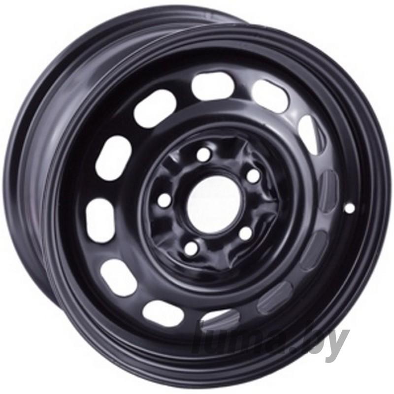 Штампованный диск Accuride 21030-3101015-06 Черный 5,0x13 4x98 ET29 DIA60,1